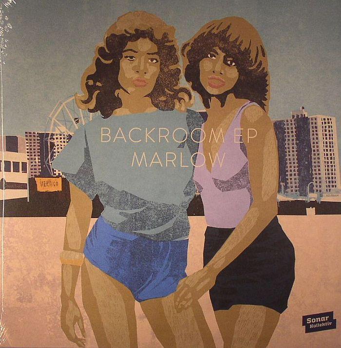 MARLOW - Backroom EP