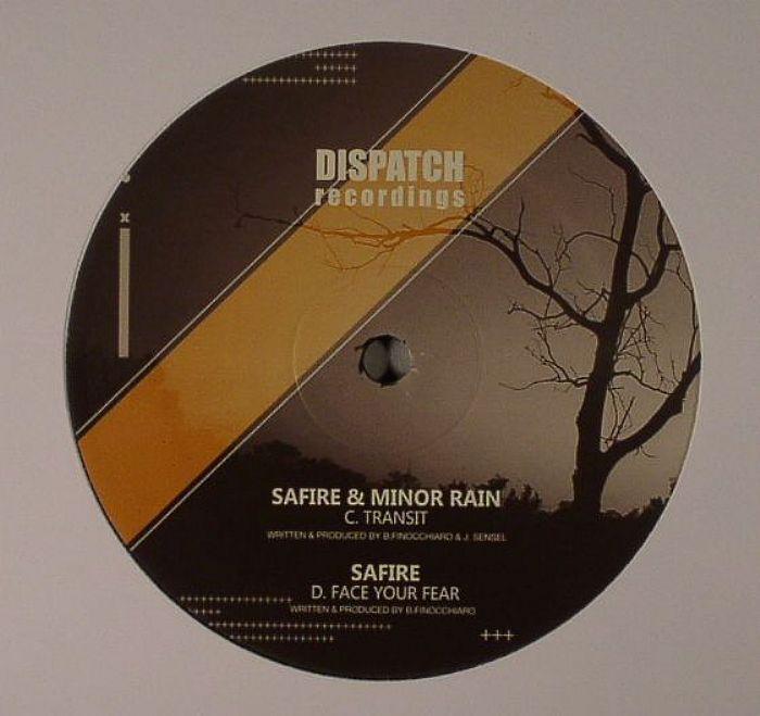 SAFIRE/MINOR RAIN - Homeland EP Part 2