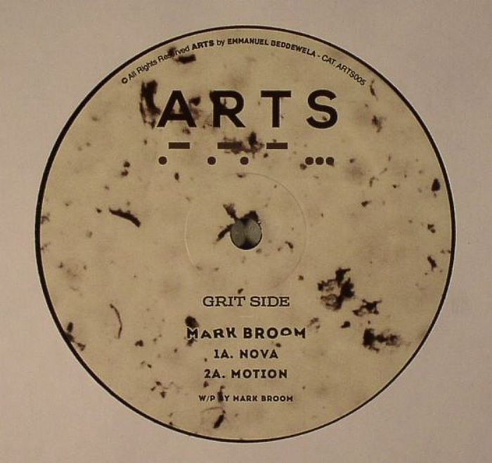 BROOM, Mark - Nova EP