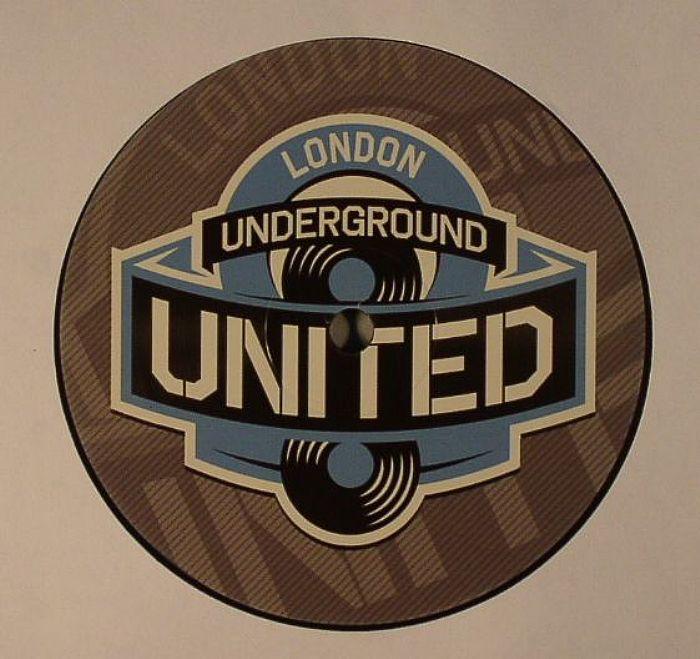 LIBERATOR, Chris/STERLING MOSS - London Underground United