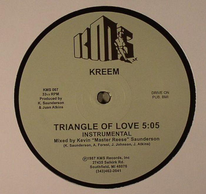 Kreem Triangle Of Love Remixes