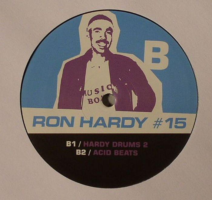 HARDY, Ron - RDY #15