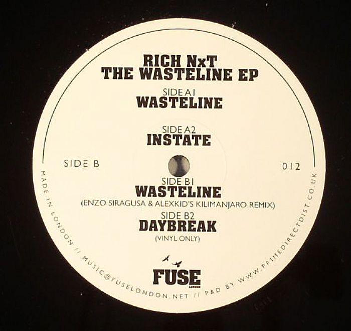RICH NXT - The Wasteline EP