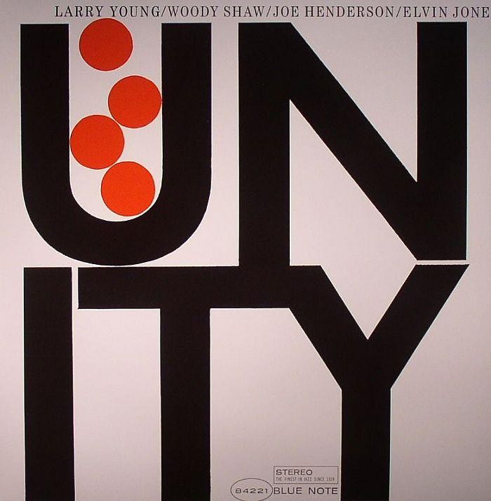 YOUNG, Larry - Unity (Blue Note 75th anniversary reissue)
