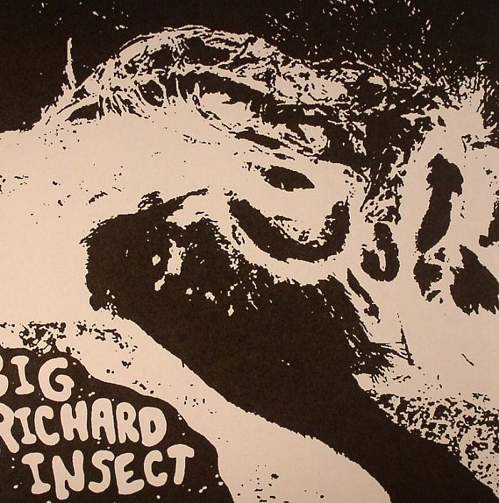 BIG RICHARD INSECT - Cop Out