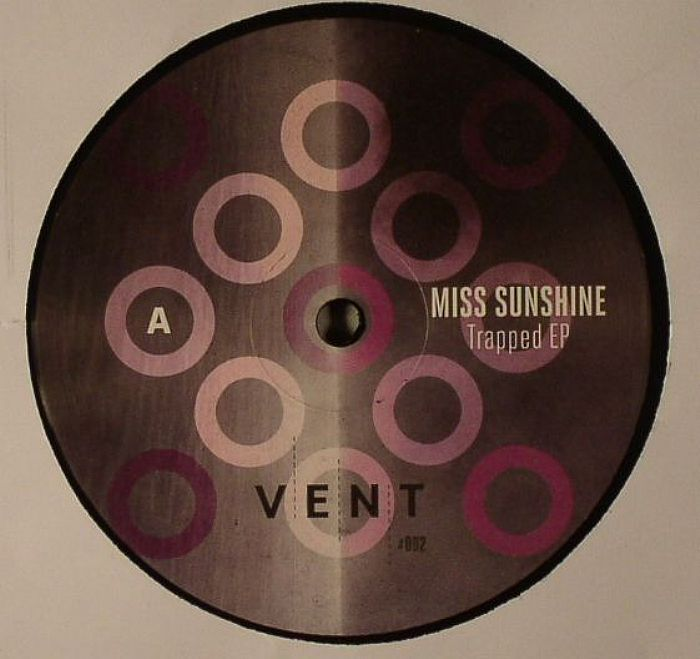 MISS SUNSHINE - Trapped EP