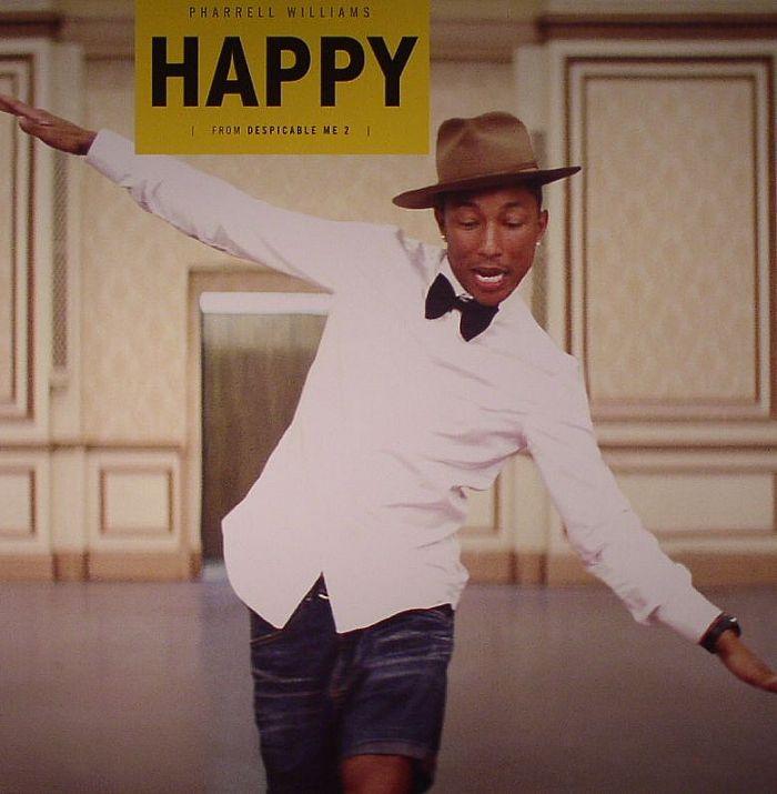WILLIAMS, Pharrell - Happy