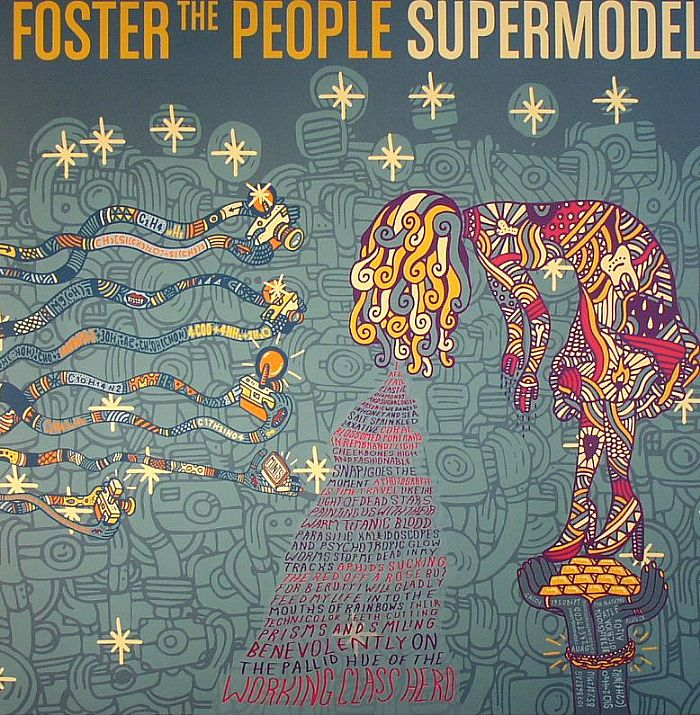 FOSTER THE PEOPLE - Supermodel