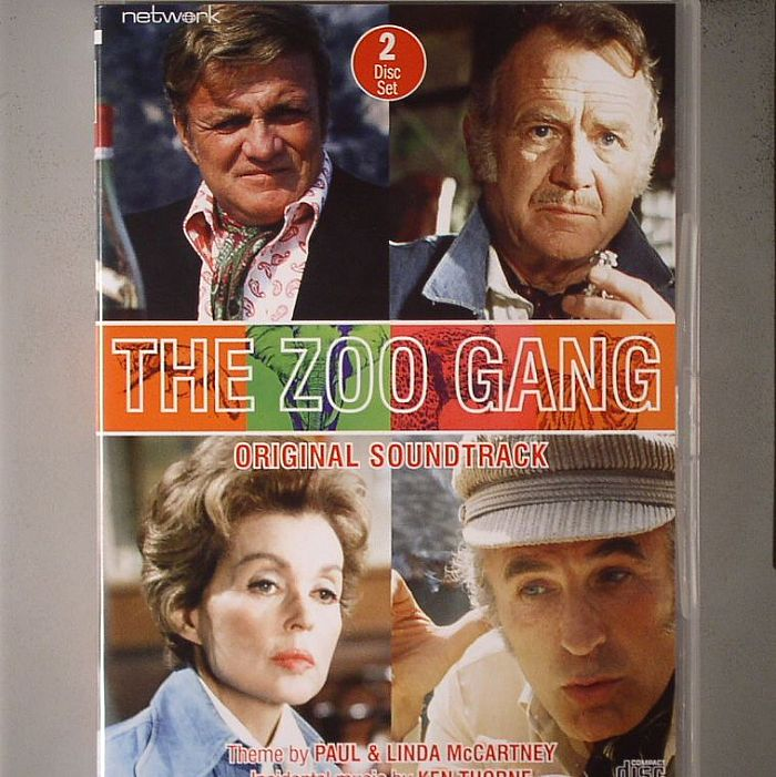 VARIOUS - The Zoo Gang (Soundtrack)