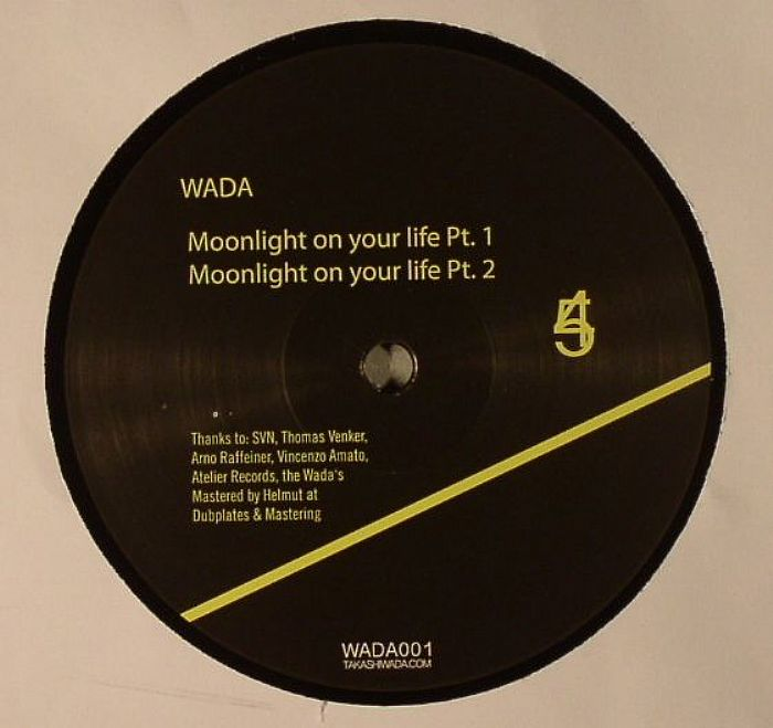 WADA - Moonlight On Your Life