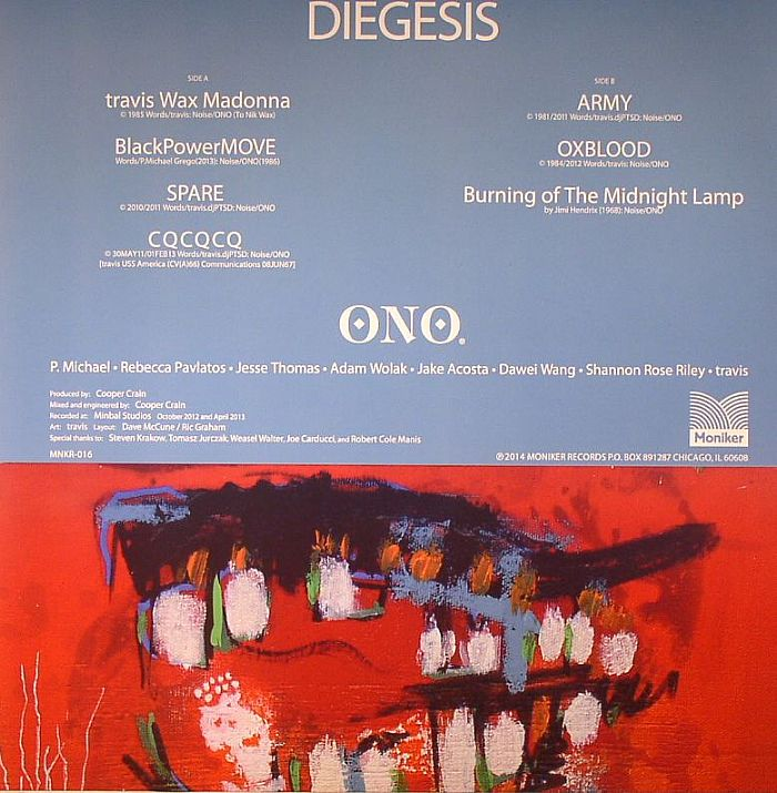 ONO - Diegesis