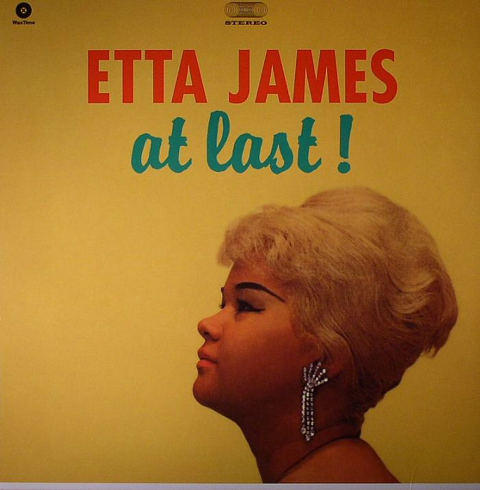 JAMES, Etta - At Last! (stereo)