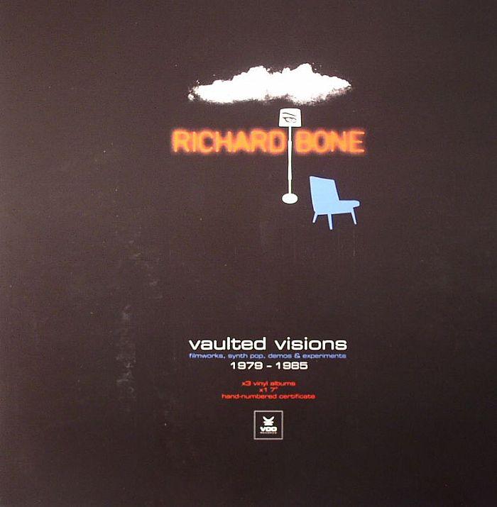 BONE, Richard - Vaulted Visions Filmworks, Synth Pop, Demos & Experiments 1978-83