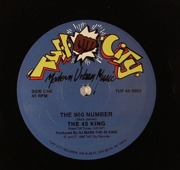 45 KING, The - The 900 Number (Record Store Day 2014)