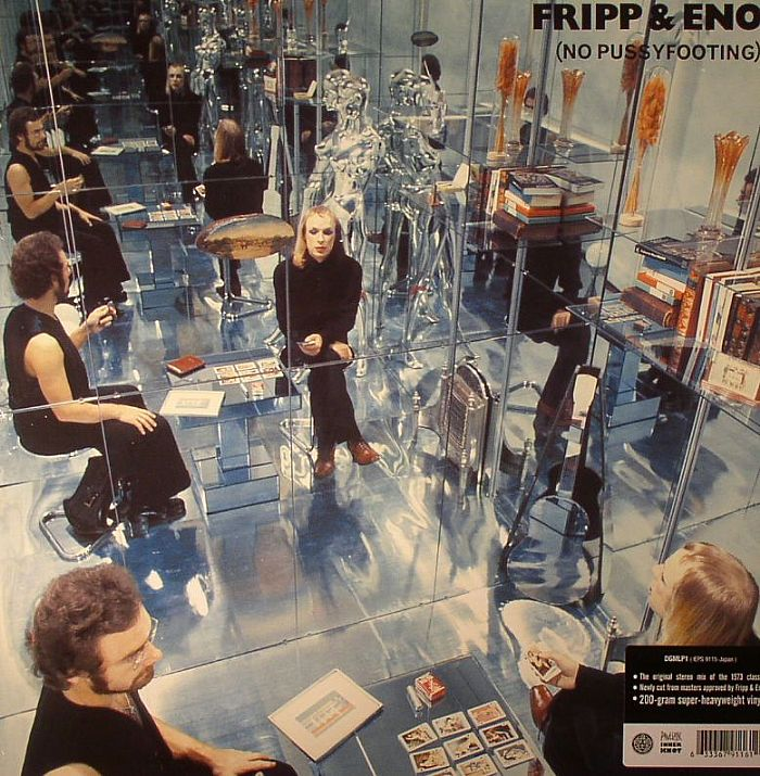 FRIPP & ENO - No Pussyfooting (remastered)
