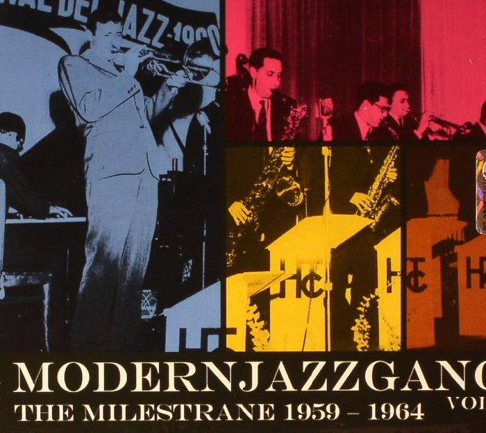 MODERN JAZZ GANG - The Milestrane Years 1959-1964 Vol 1