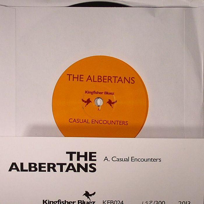 ALBERTANS, The - Casual Encounters