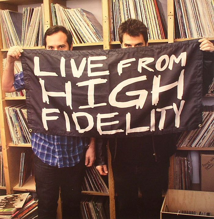 VARIOUS - Live From High Fidelity: The Best Of The Podcast Performances (Record Store Day 2014)