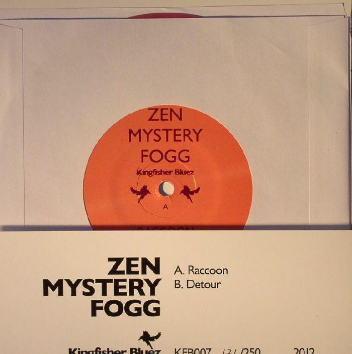 ZEN MYSTERY FOGG - Raccoon