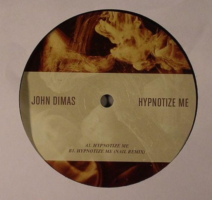 DIMAS, John - Hypnotize Me