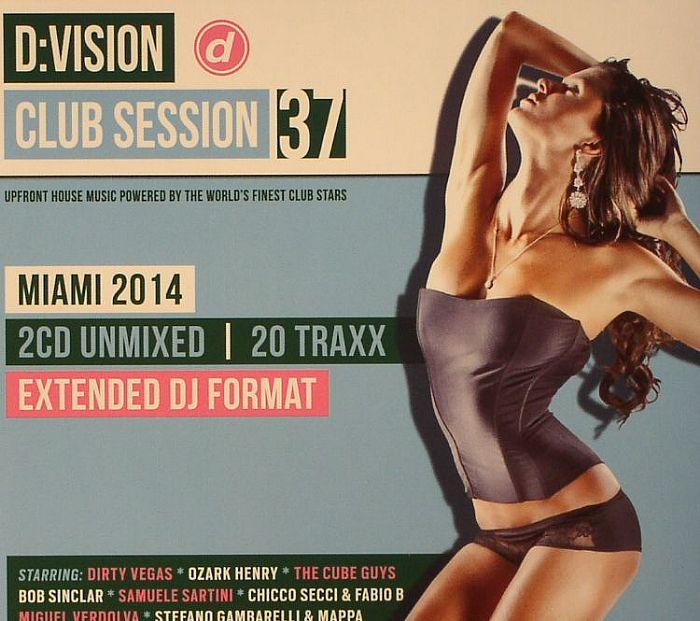 VARIOUS - Session 37: Miami 2014