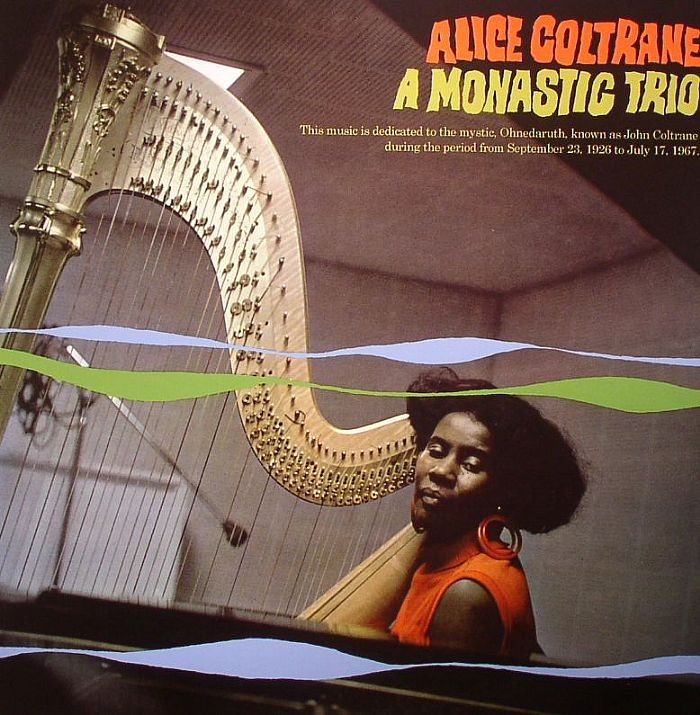 COLTRANE, Alice - A Monastic Trio