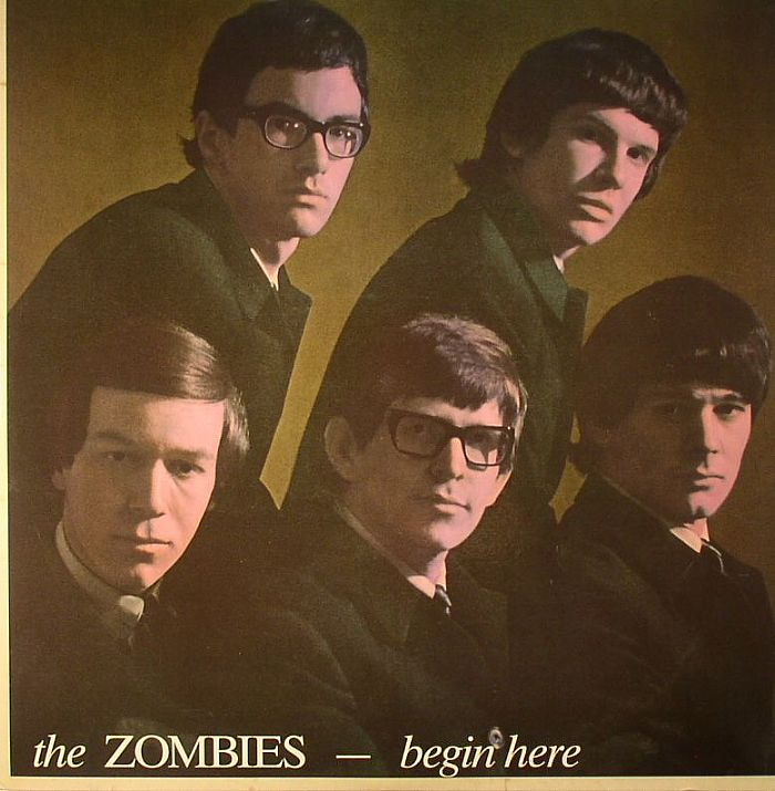 The Zombies Begin Here Vinyl At Juno Records