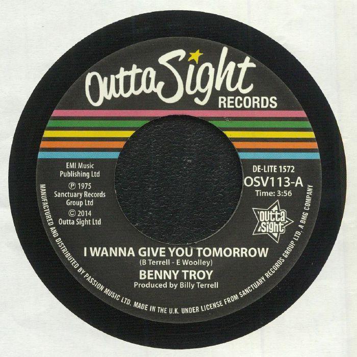 TROY, Benny - I Wanna Give You Tomorrow