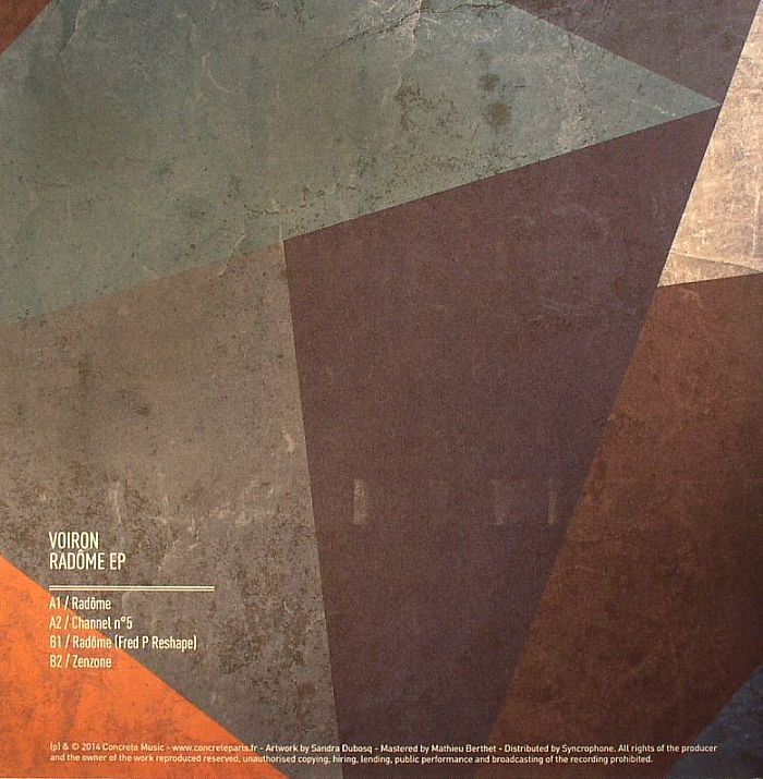 VOIRON - Radome EP