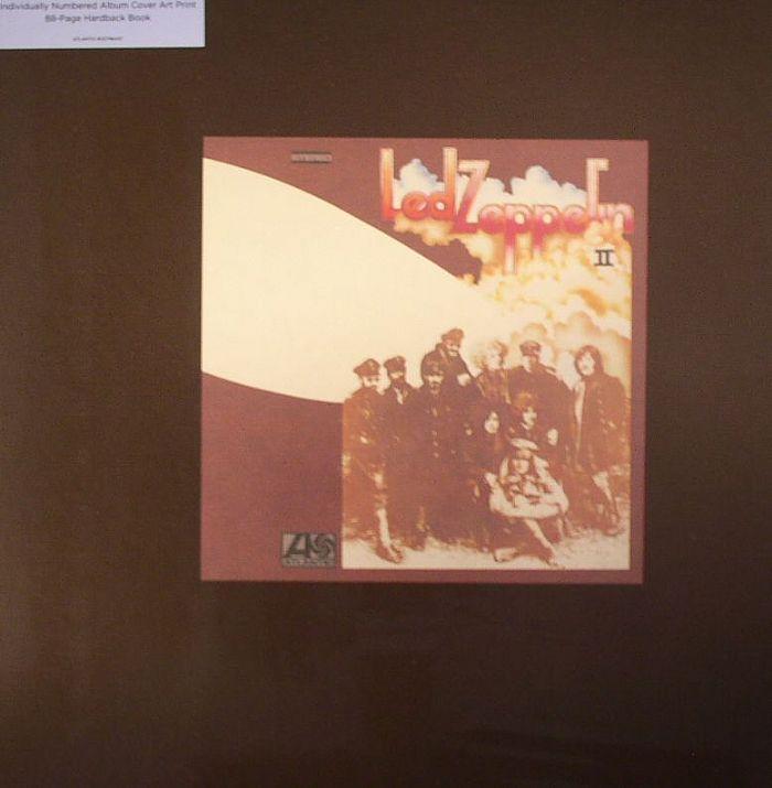 Led Zeppelin Led Zeppelin Ii Super Deluxe Box Set Vinyl