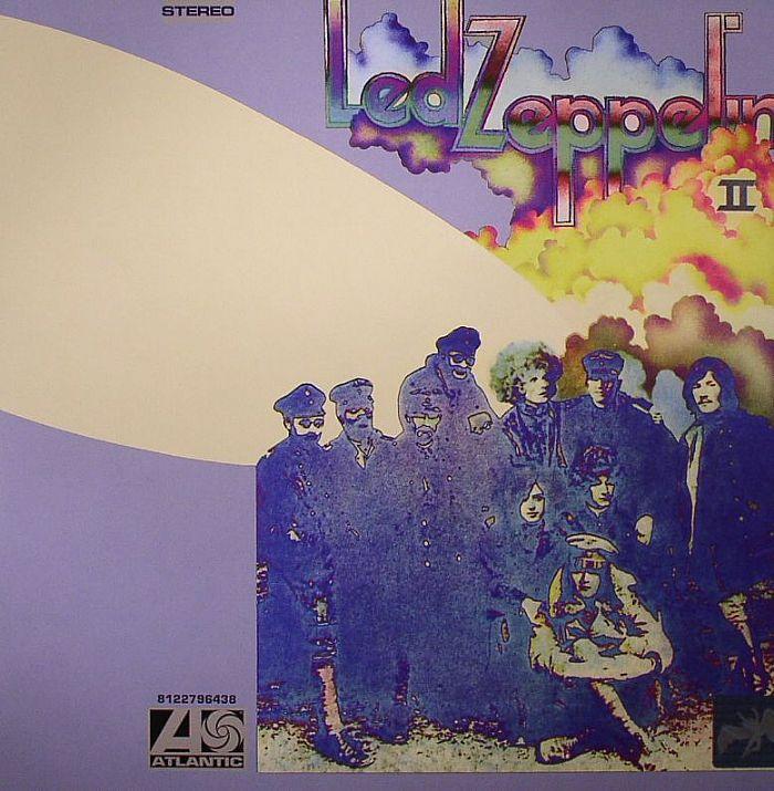 Led Zeppelin Led Zeppelin Ii Deluxe Edition Remastered