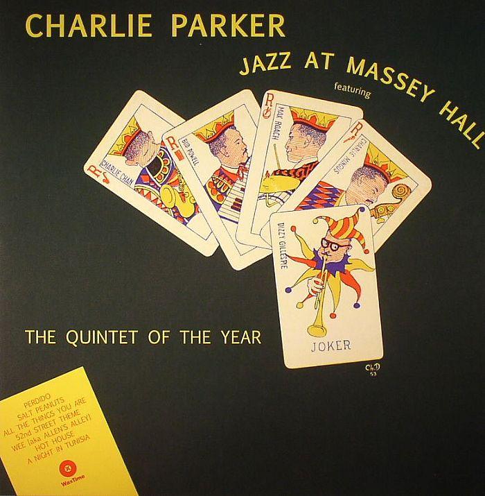 PARKER, Charlie - Jazz At Massey Hall (remastered)