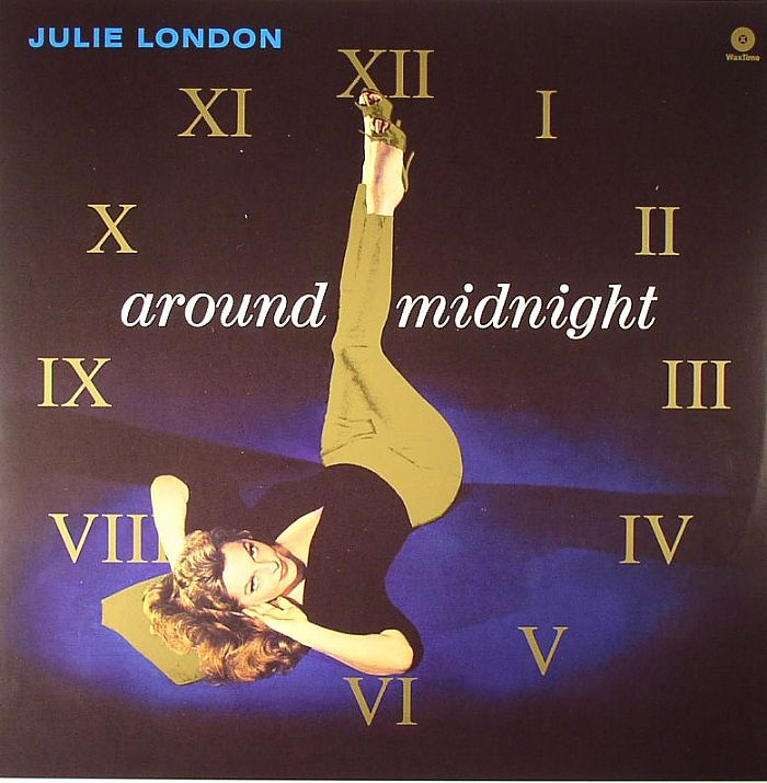 LONDON, Julie - Around Midnight (stereo) (remastered)