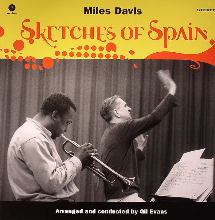 DAVIS, Miles - Sketches Of Spain (stereo)