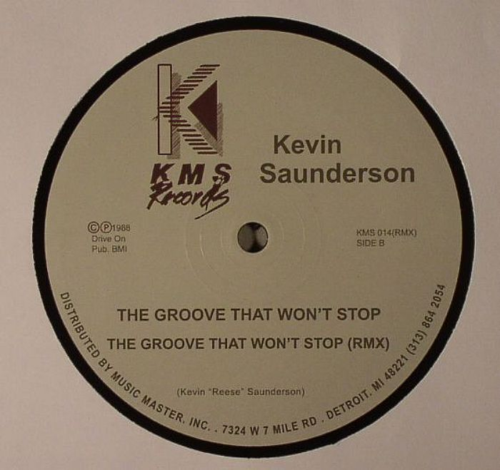 SAUNDERSON, Kevin - The Sound
