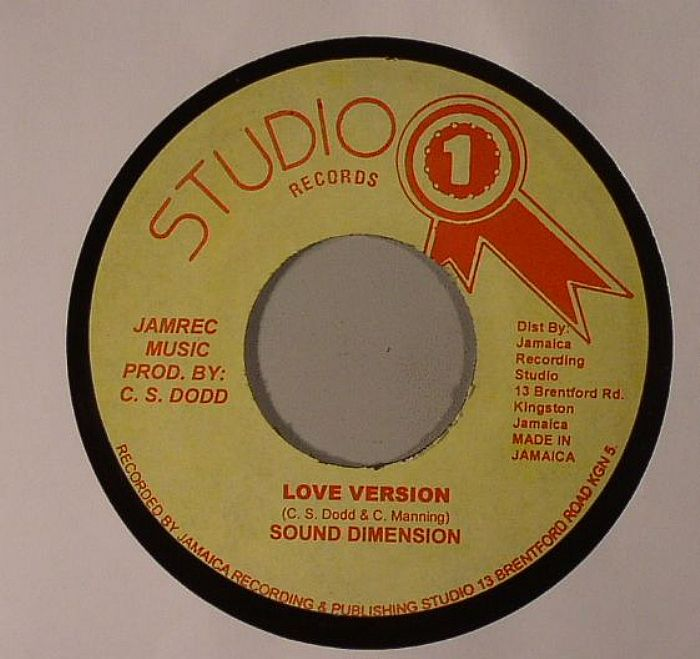 CARLTON & THE SHOES/SOUND DIMENSION - Love Is All