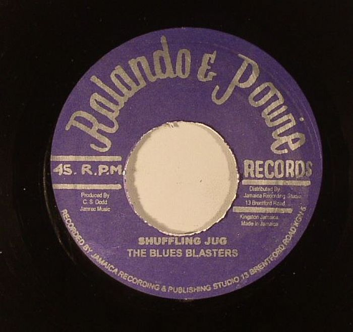 DRUMMOND, Don/THE BLUES BLASTER - Scandal