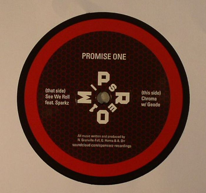 PROMISE ONE - See We Roll EP