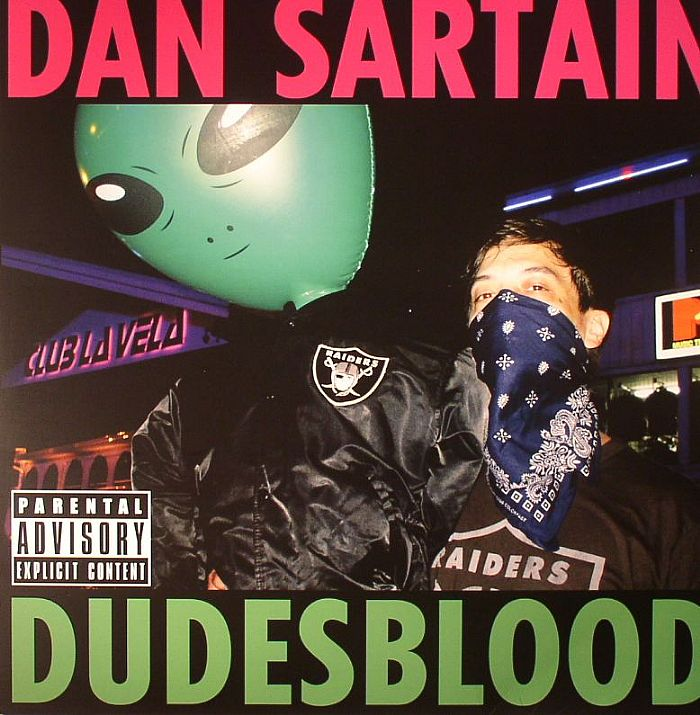 SARTAIN, Dan - Dudesblood