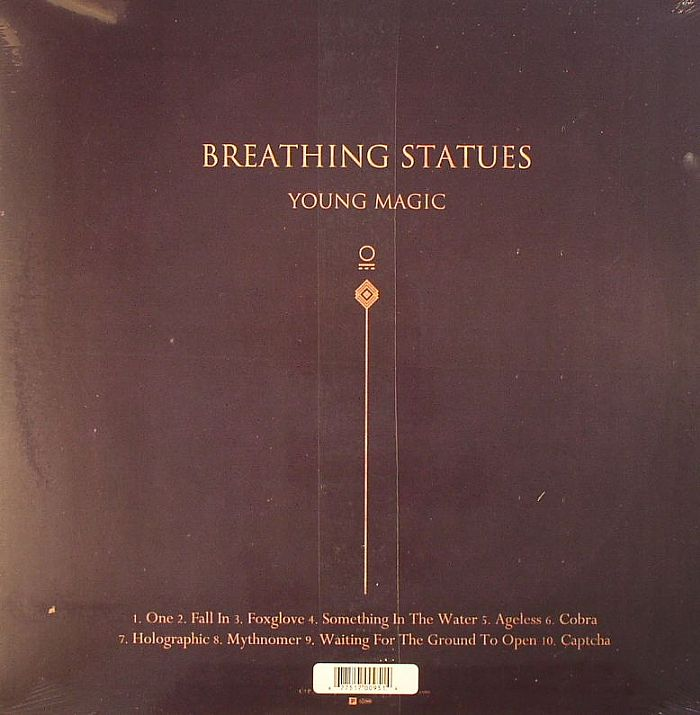 YOUNG MAGIC - Breathing Statues