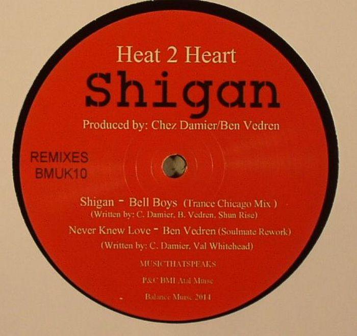 HEART 2 HEART - Shigan (remixes)