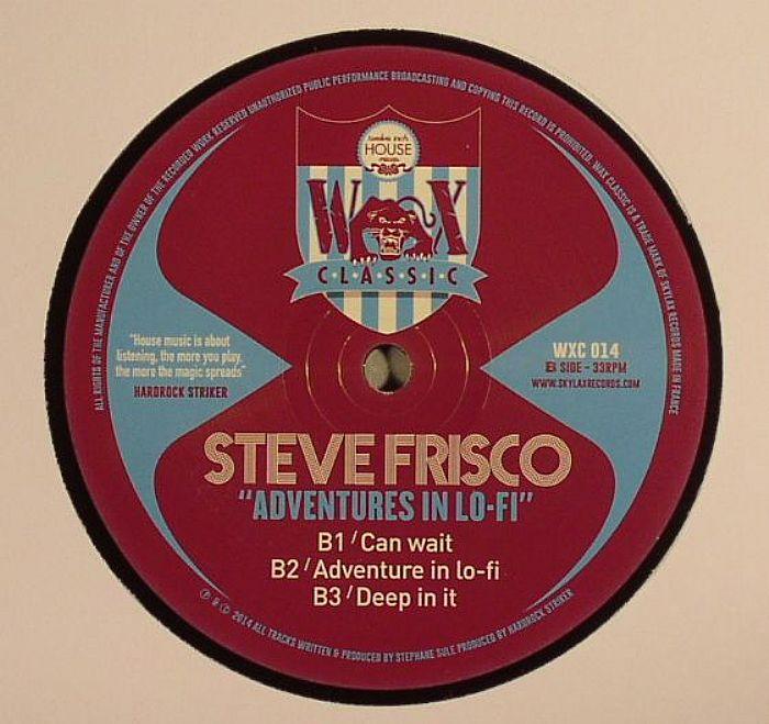 FRISCO, Steve - Adventures In Lo-Fi