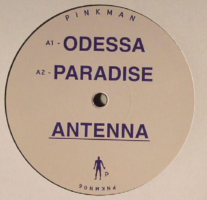 ANTENNA - Odessa