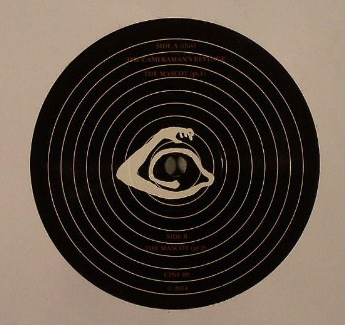 RASHOMON - The Cameraman's Revenge: Film Music Vol 4 (Soundtrack)