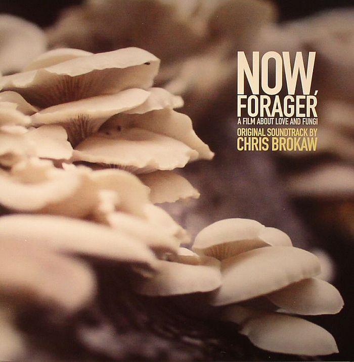 BROKAW, Chris - Now Forager (Soundtrack)