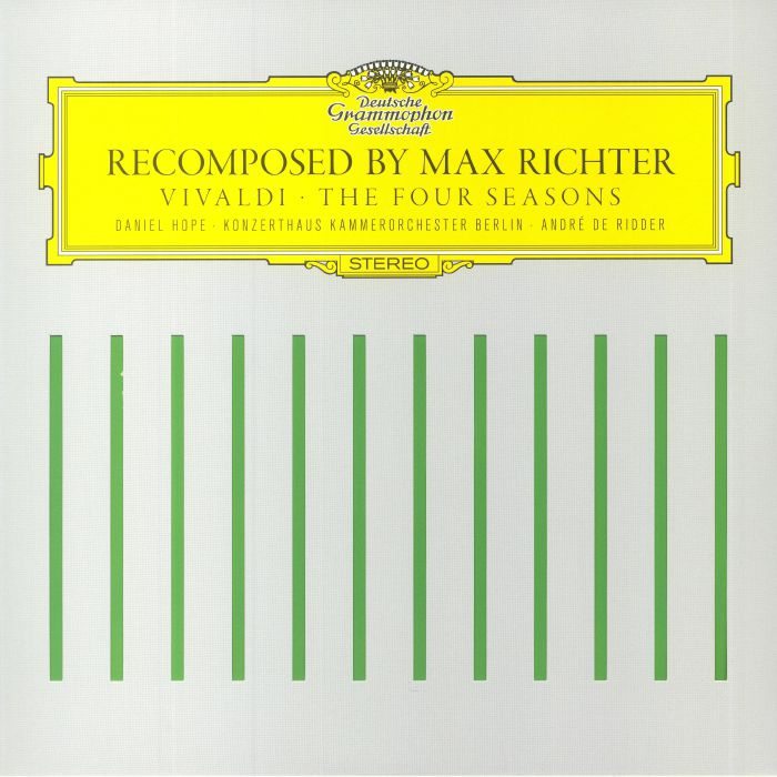 RICHTER, Max - Recomposed By Max Richter: Vivaldi The Four Seasons (Version 2) (Deluxe Edition)