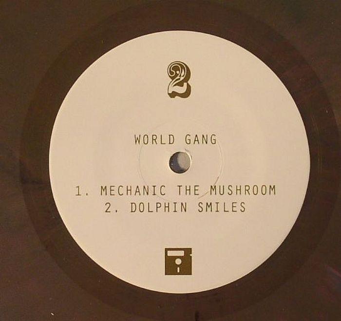 WORLD GANG - Mechanic The Mushroom