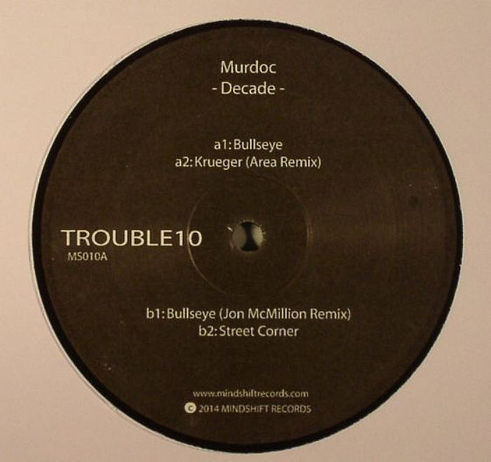 MURDOC - Trouble 10 Decade