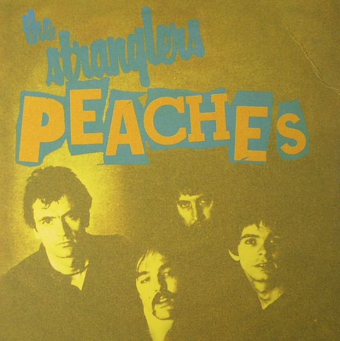 STRANGLERS, The - Peaches (Record Store Day 2014)