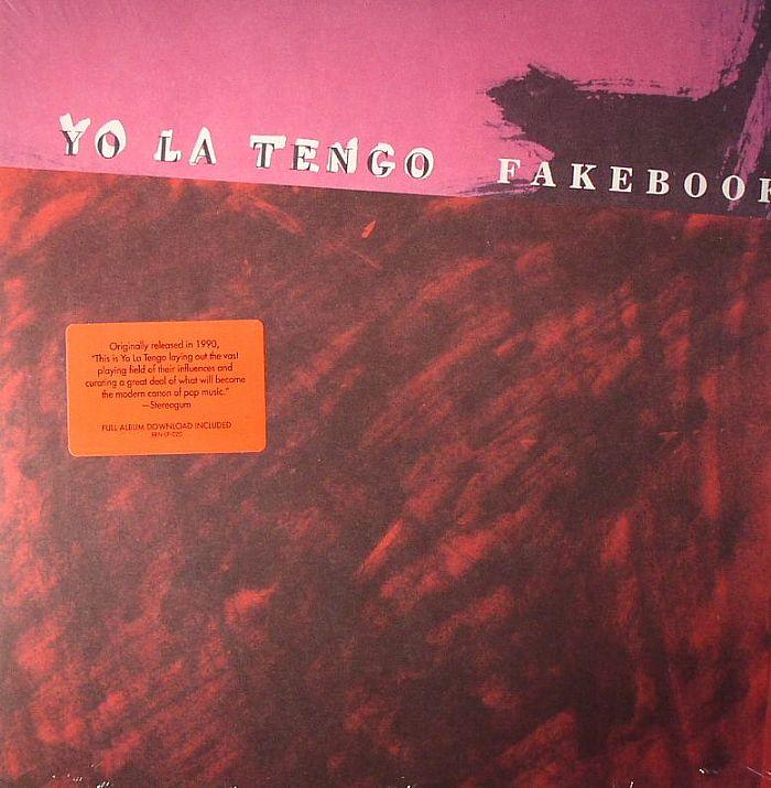 YO LA TENGO - Fakebook